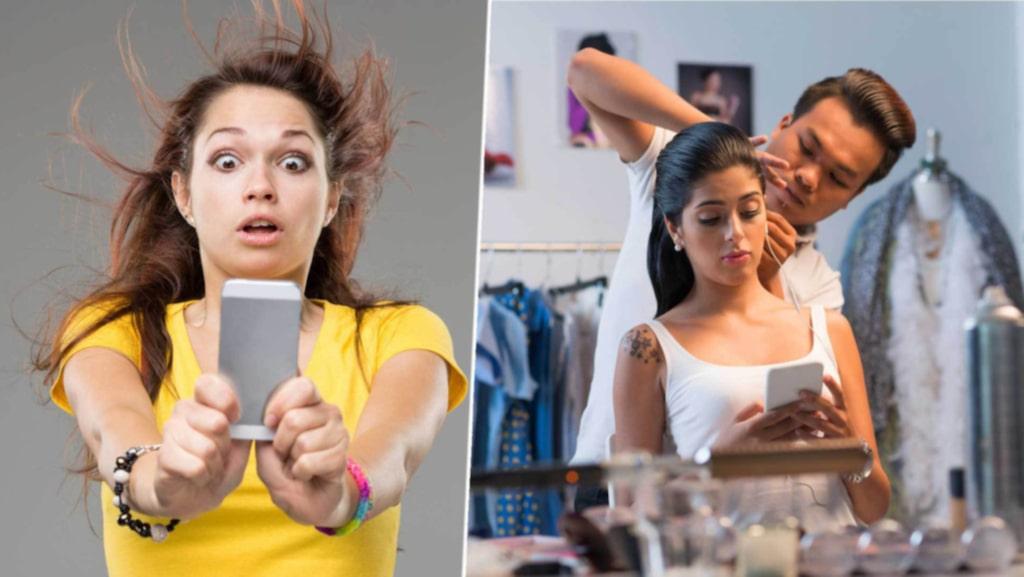 Det finns vissa saker som du gör som gör frisörens jobb otroligt svårt. Här är 5 saker du borde undvika.