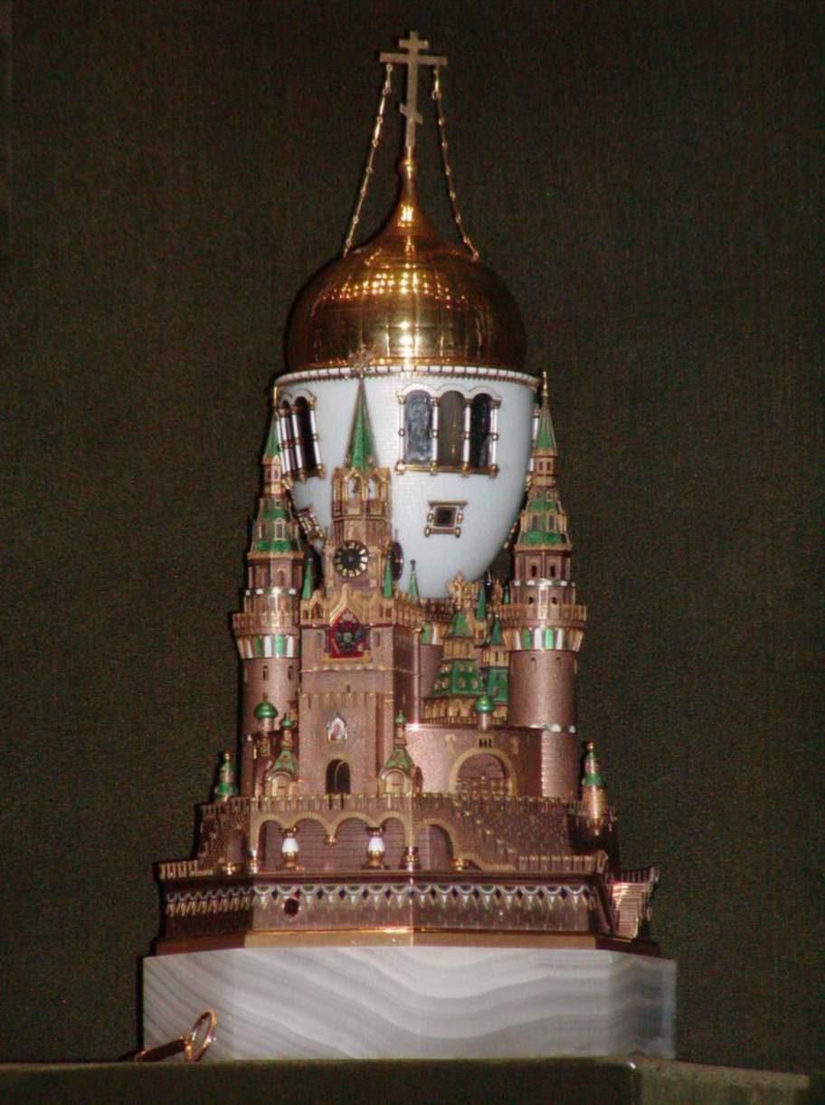 Moskva-Kreml-ägget, 1906.