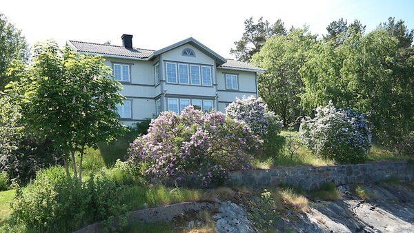 Villa på Smådalarö för 27,5 miljoner kronor.