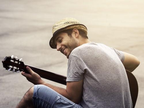 Besitter du en talang? Som musiker, jonglör eller liknade? Gör din grej!