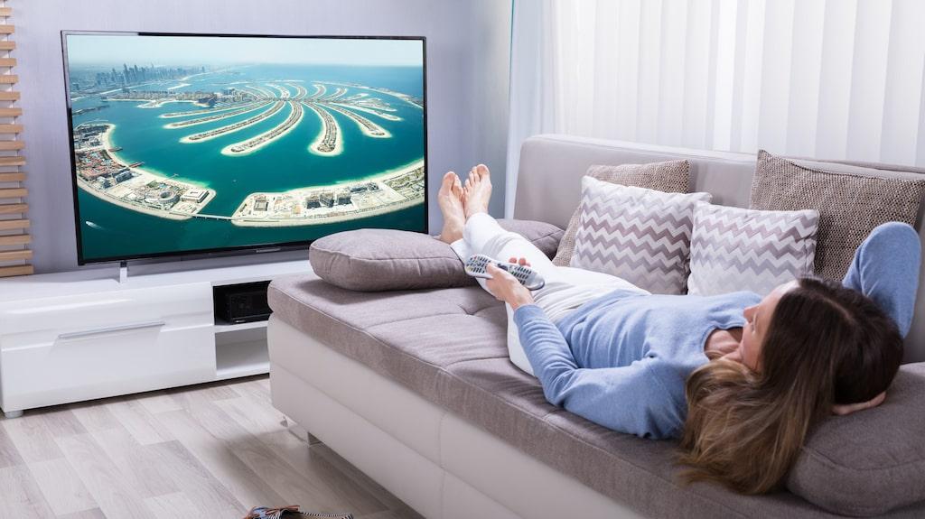 När vi inte kan resa fysiskt är resor från soffan ett bra alternativ.