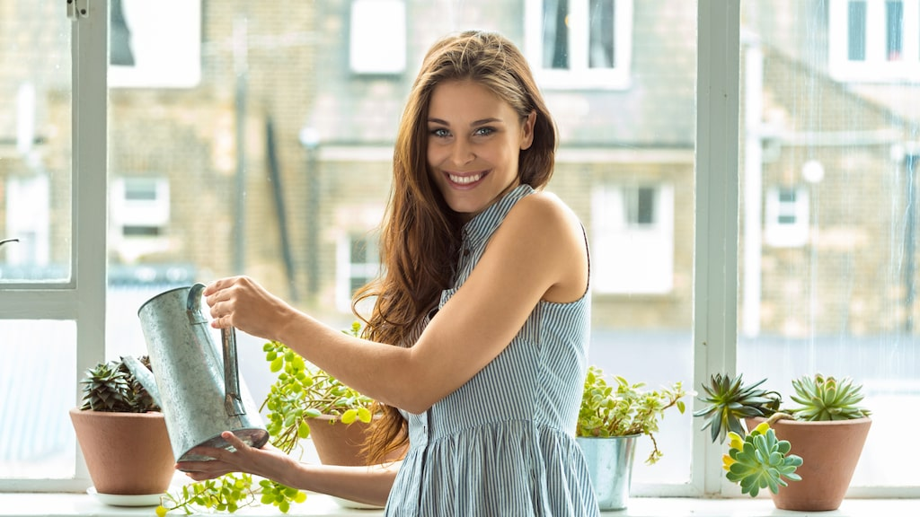 Hur löser du din blomvattning under semestern? Många skaffar en så kallad bevattningskula, men det ska du kanske inte göra...