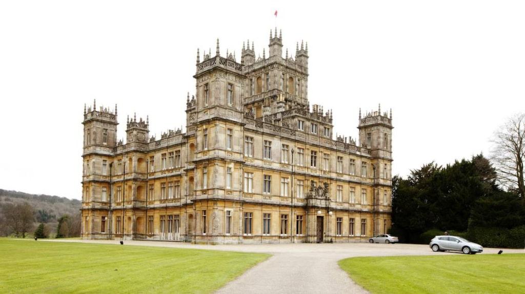 """<p>Highclere Castle kämpade med ekonomin. Men """"Downton Abbey"""" ändrade allt.</p>"""