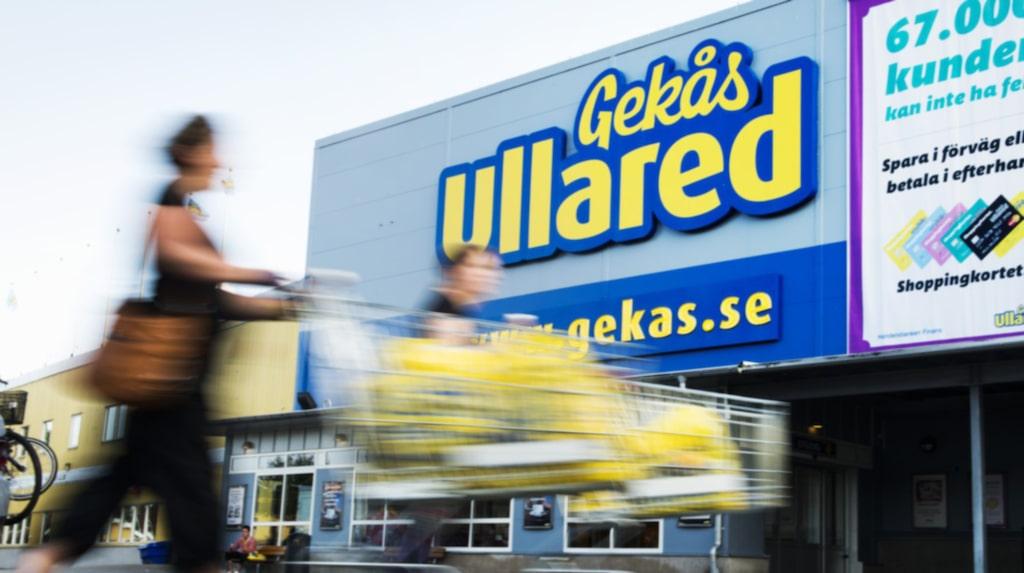 Gekås i Ullared – Sveriges stora shoppingmecka – är bäst att besöka under lågsäsong.