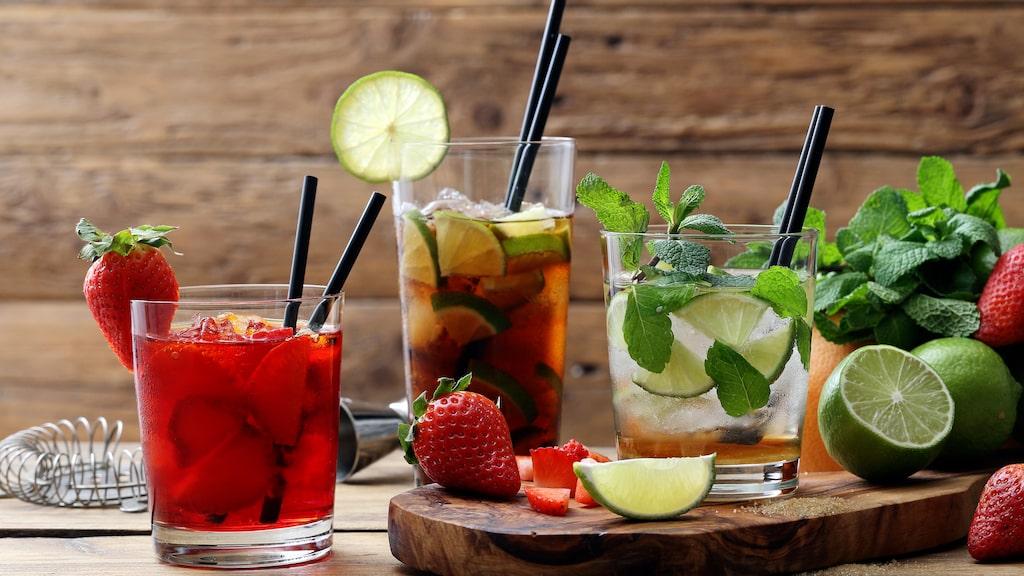 Det finns många olika drinkfamiljer att hålla reda på.