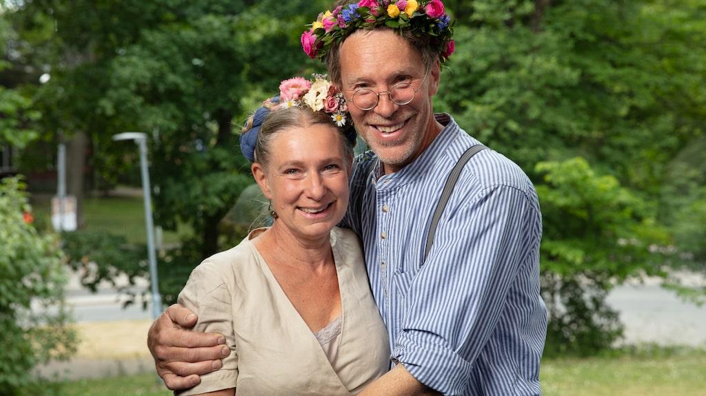 Visste du att paret Mandelmanns bett folk att sluta vallfärda till deras gård, och varför?