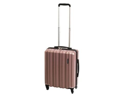 Regent från Rusta är testets billigaste kabinväska.