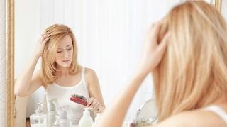 håravfall stress växer tillbaka