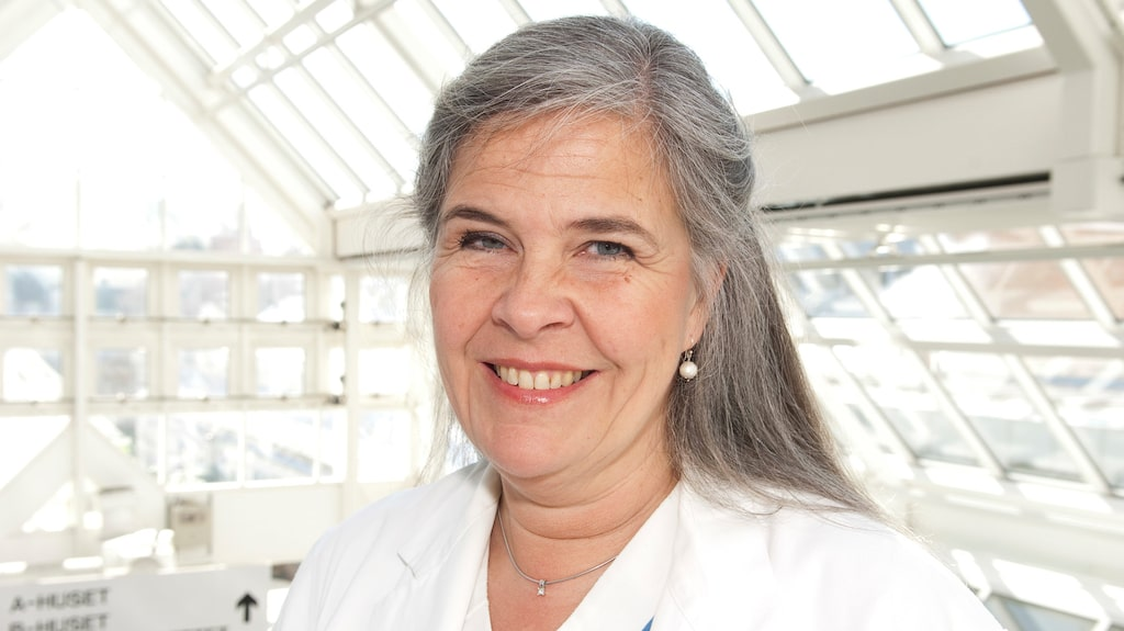 Lena Leissner, överläkare och sömnforskare.