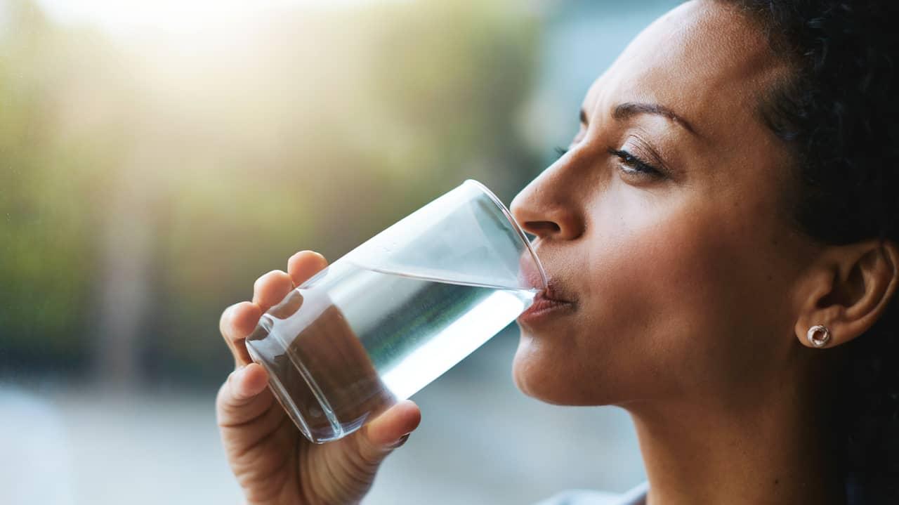 dricka vätskeersättning varje dag