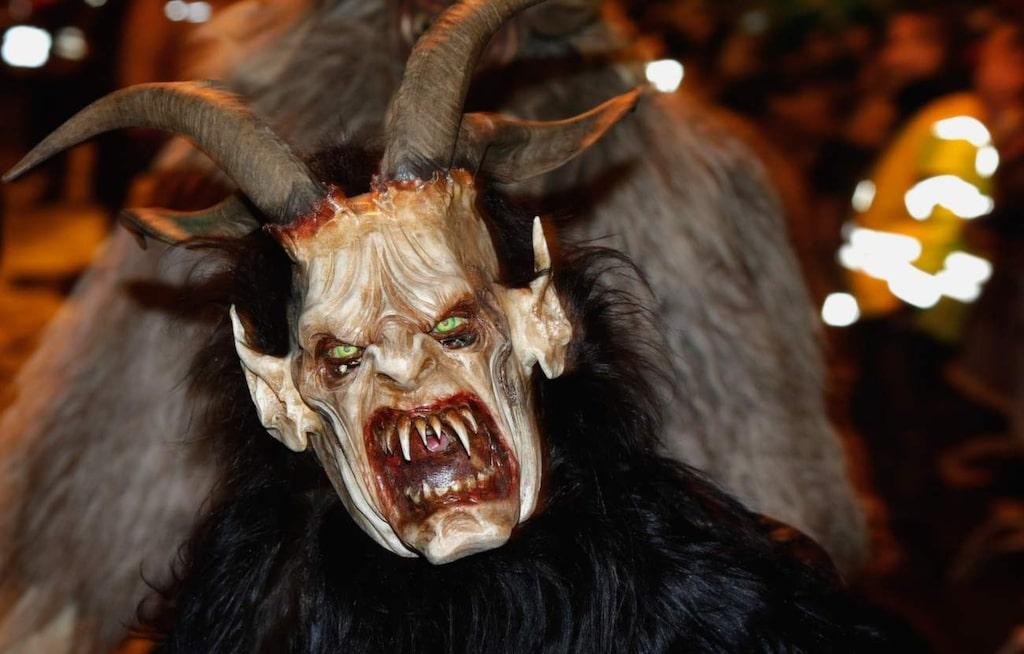 <p>I Österrike skrämmer Krampus barnen till lydnad innan jul.<br></p>