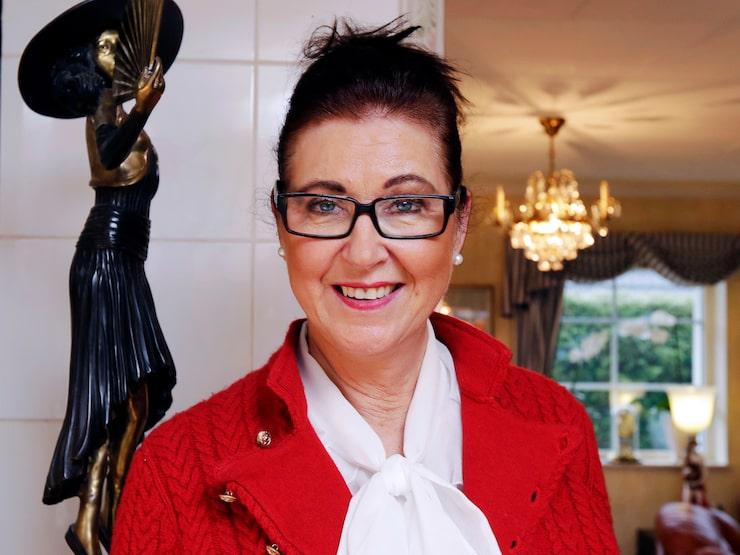 Städexperten Marléne Eriksson.