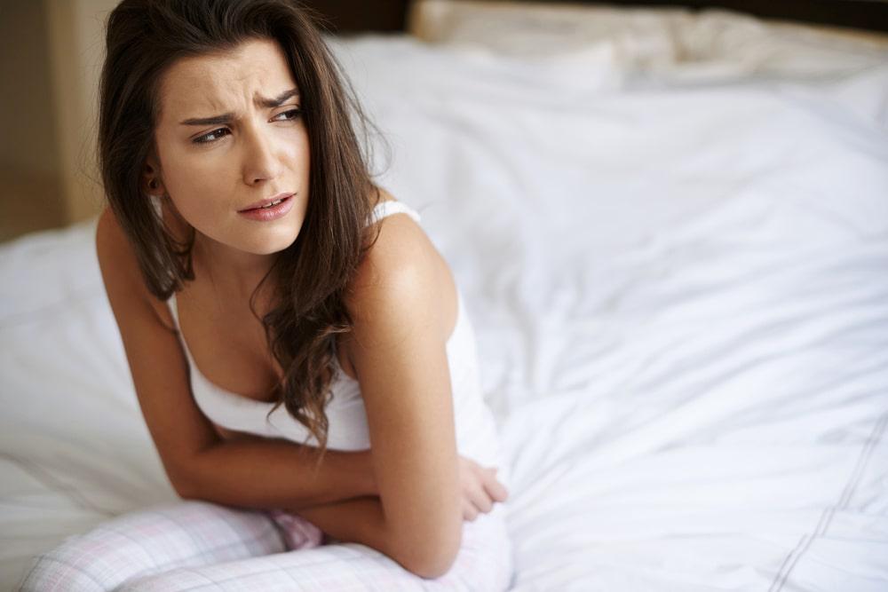 Varför kommer inte mensen? Här är de vanligaste orsakerna till PMS-symtom utan mens.