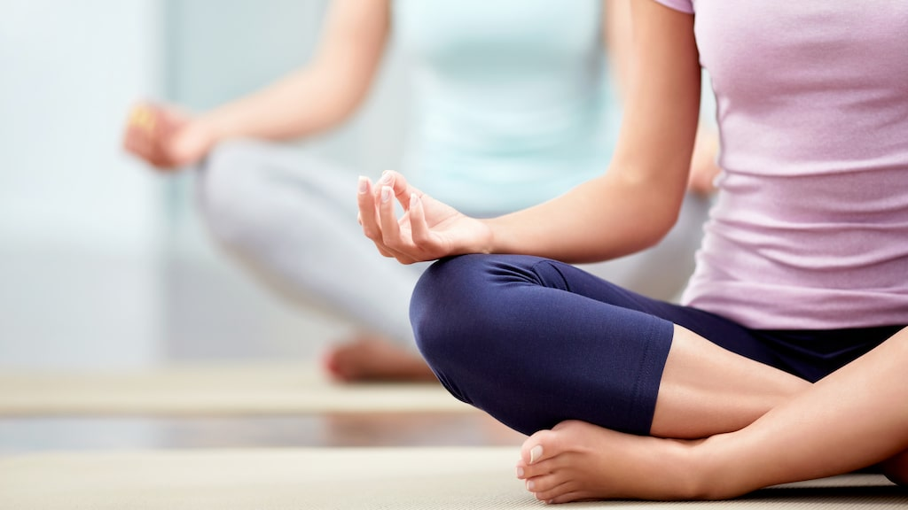 Långt ifrån alla blir lugna av exempelvis yoga.