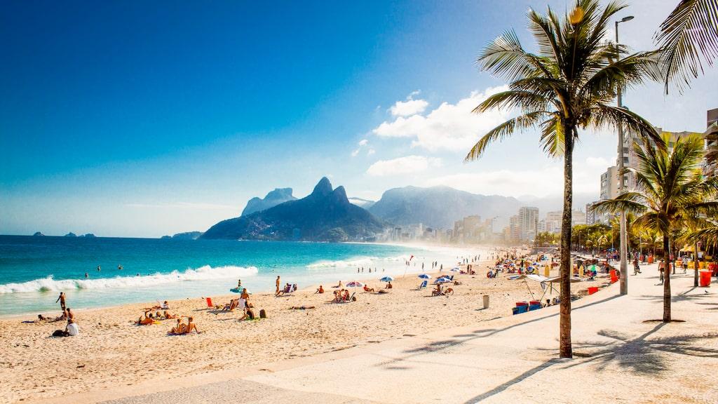 Soliga Rio de Janeiro är en av 62 anhalter.