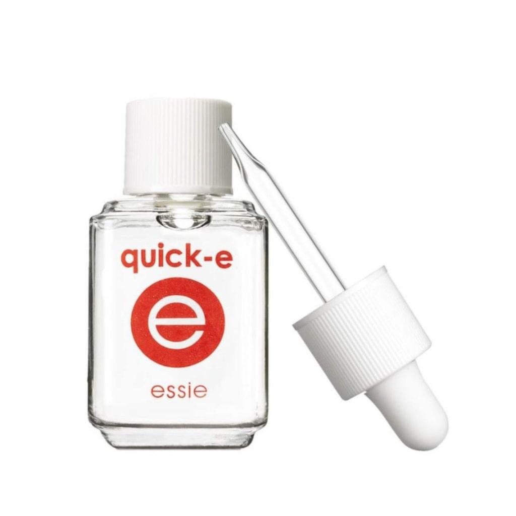 """Topplack som gör att lacket torkar snabbt """"Quick-E"""", Essie, 15 ml, 145 kronor på Lyko.se"""