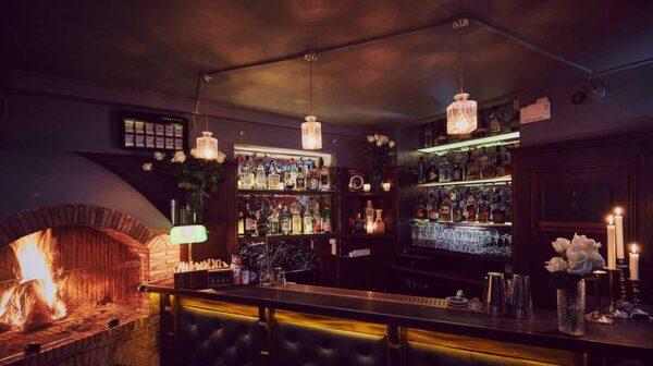 """The Jane – baren som är inspirerad av tv-serien """"Mad men""""."""
