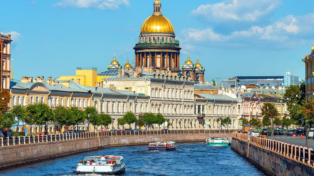 Under första dygnet efter segern mot Italien ökade sökningarna på resor till Ryssland med över 1 000 procent.