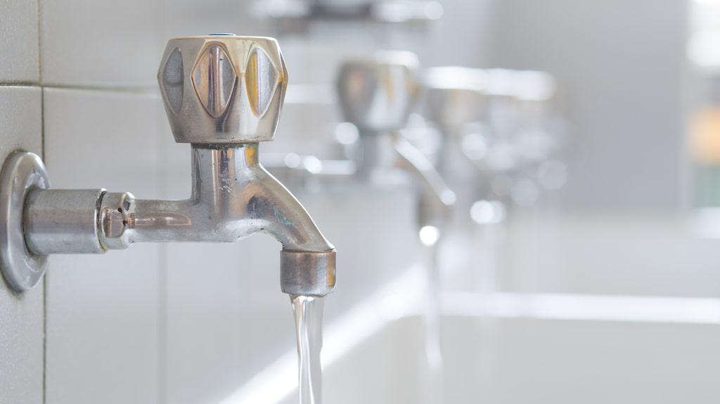 Det är viktigt att vi minska konsumtionen av vatten.