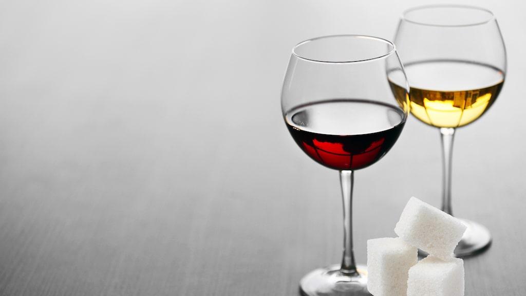Gunilla Hultgren Karell listar tio goda röda och vita viner med lite socker.