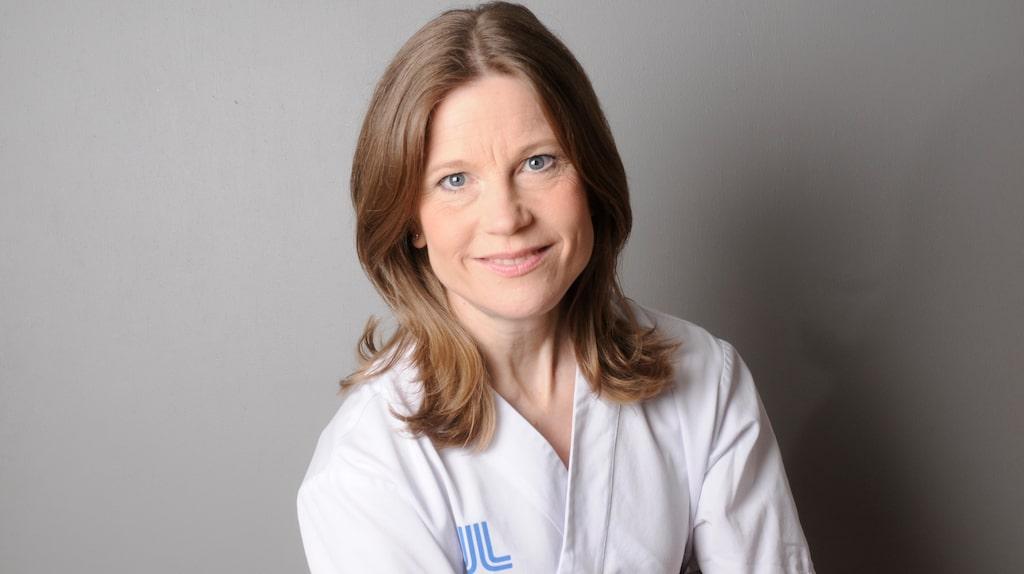 Ylva Trolle Lagerros, läkare och docent vid Karolinska institutet.
