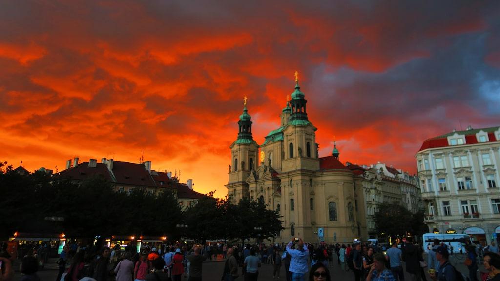 Staré mĕsto – Prags gamla stadskärna är en turistmagnet, men det genuina Prag hittar man enklare på annat håll.