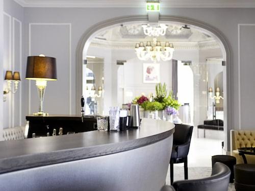 D'Angleterre är Köpenhamns lyxigaste hotell.