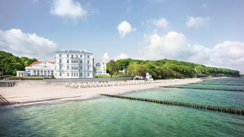 Grand Hotel Heiligendamm.