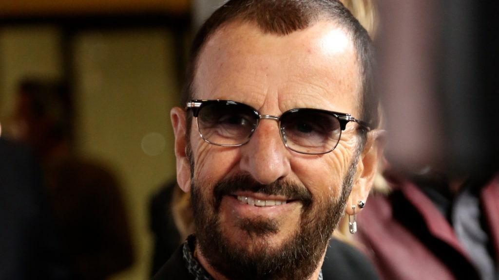Ringo Starr var den siste som blev medlem i gruppen The Beatles, som sedan bestod av samma medlemmar.
