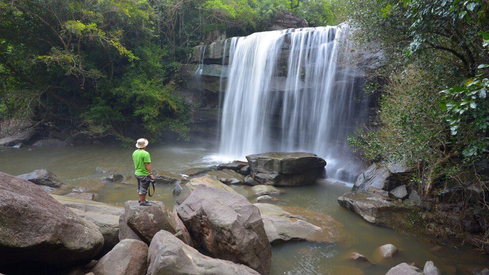 Vattenfallet Na Mueang 2 på ön Koh Samui är en dödsfälla.