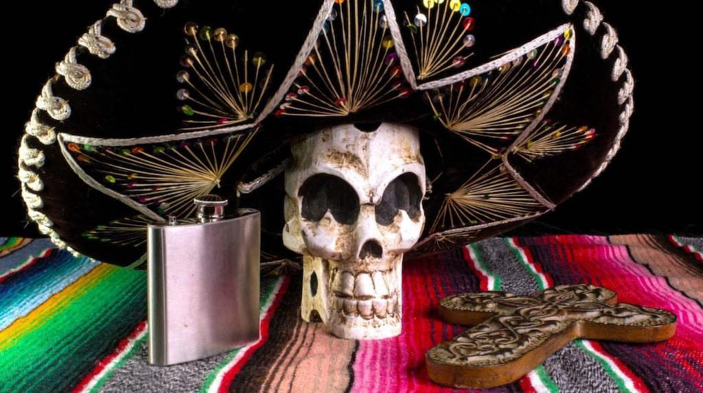 """Inte för inte är mexikanernas """"De dödas dag"""" ett begrepp världen över."""