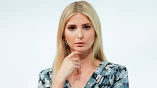 Ivanka Trump Hyllar Modellen For Hennes Nya Roll Som Programledare Foto Markus Schreiber Ap Tt Nyhetsbyran