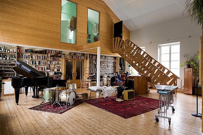 Nu ligger huset ute för 5 miljoner kronor.