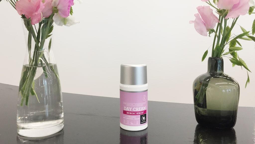 Urtekram, Nordic Birch Day Cream, 50 ml ekologisk
