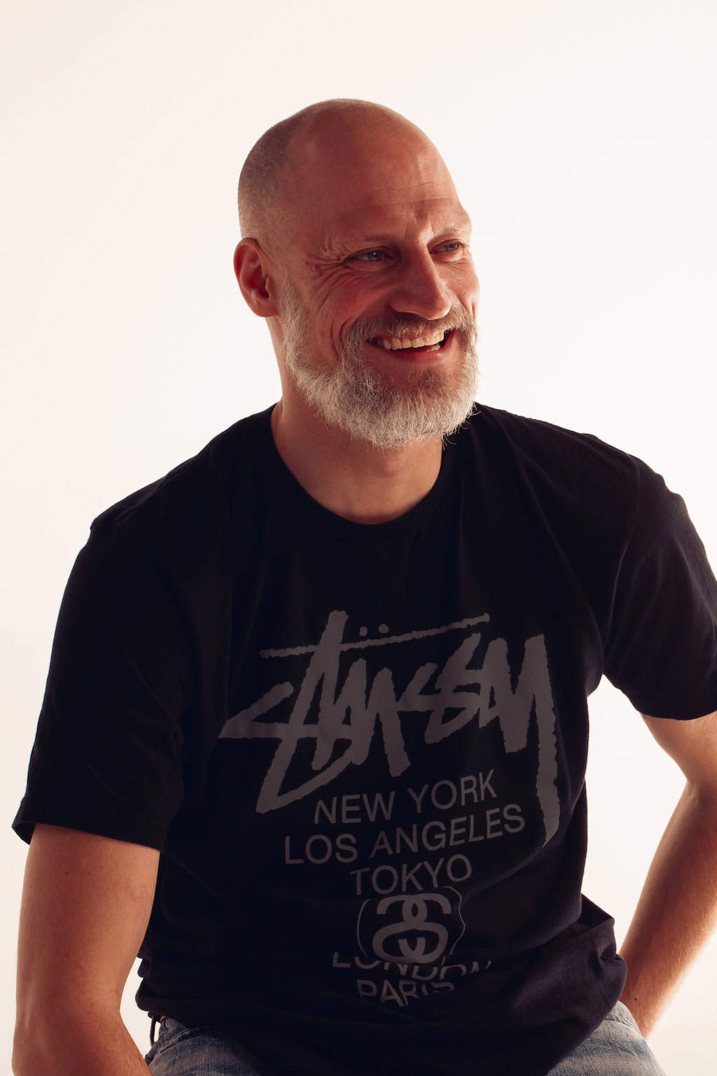 Dejan Cekanovic, hårstylist Björn Axén.