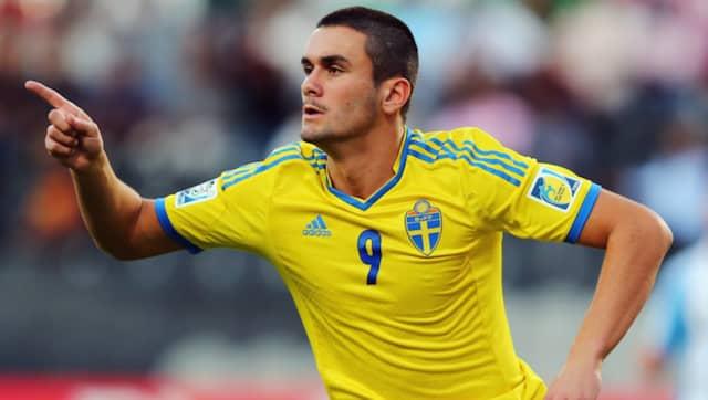 AVSLÖJAR: Valmir Berisha är på väg till ryska Anji