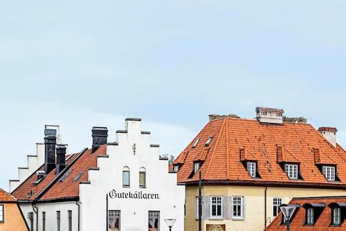 Hansestaden Visby skrevs in på Unescos världsarvslista år 1995.