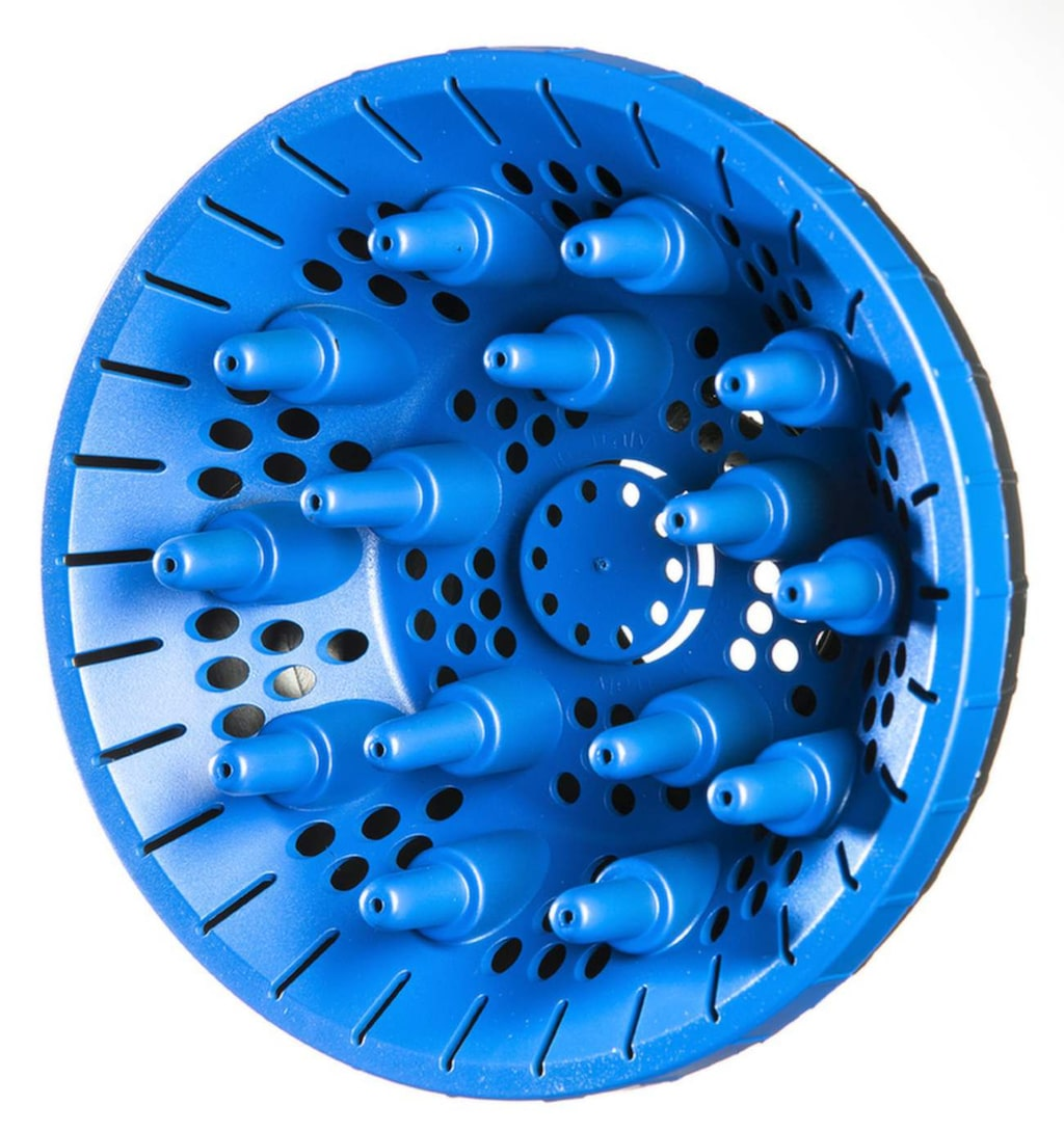 Brett munstycke som används för att torka och forma naturliga lockar och tillföra volym, från Babyliss. Medföljer fönen Pro Digital.