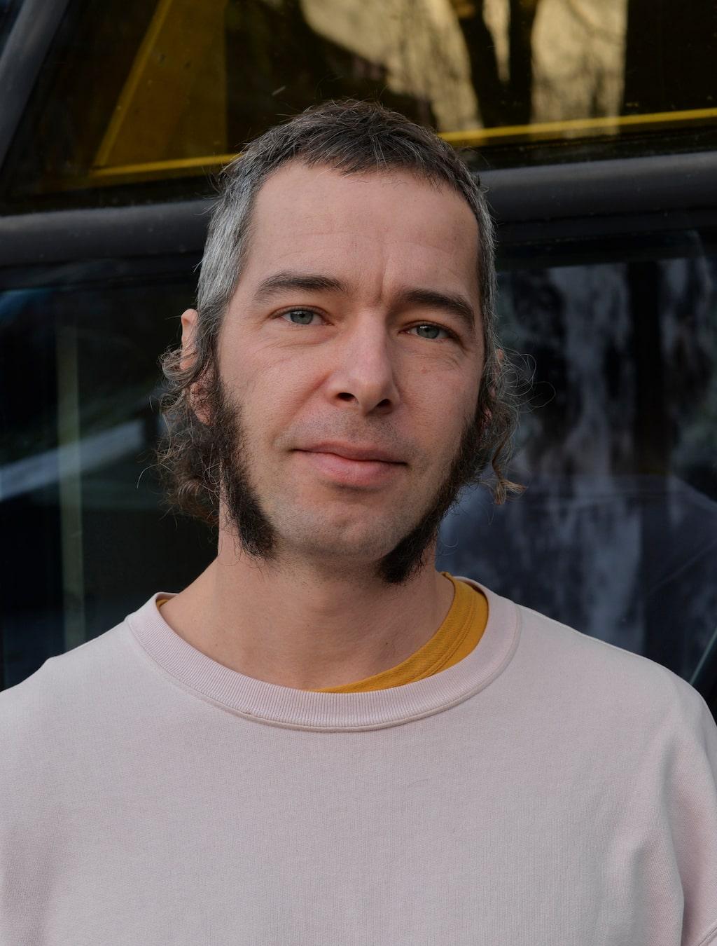 Erik Andersson är specialiserad på behandling av tvångssyndrom, tics och tourettes.