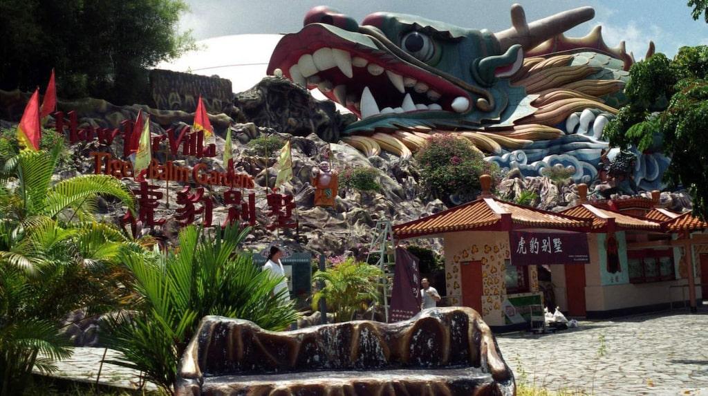 <p>Haw Par Villa, Singapore. En 78 år gammal nöjespark som är motsatsen till Disneyland.</p>