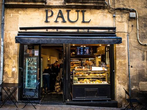Bageri och konditori i Marseille.