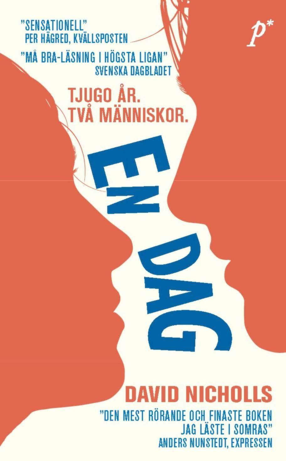 En dag av David Nicholls, Printz Publishing<br>Denna sidvändar-roman blir lite av mindfulness, eftersom du lätt slukas av historien om Emma och Dexter och bara måste få veta hur det går. Kvalitetsunderhållning som trycker på livets pausknapp, och får dig att glömma tvätthögar och jobb.
