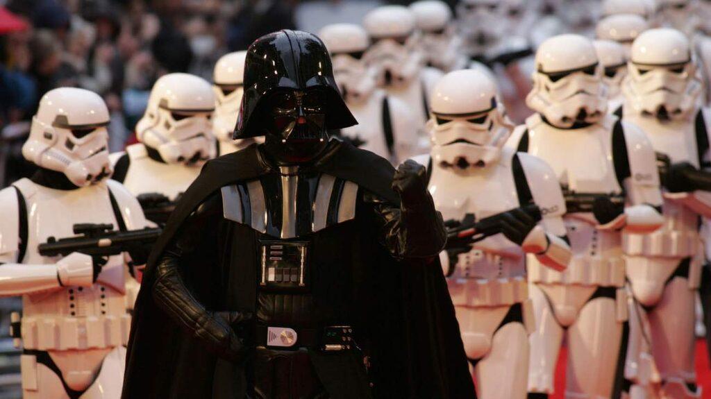 Darth Vader och hans stormtrupper sägs härstamma härifrån.