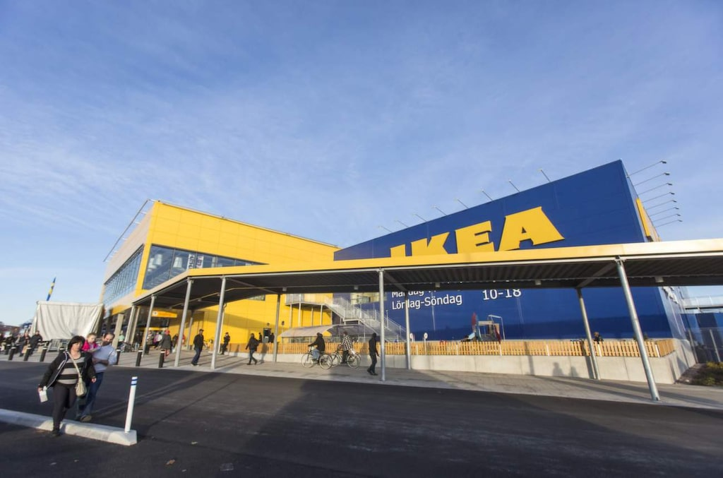 Att besöka ett Ikea-varuhus kan vara en riktig prövning för relationen.