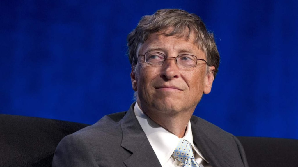 Microsofts grundare Bill Gates har en nettoförmögenhet på 670 miljarder.