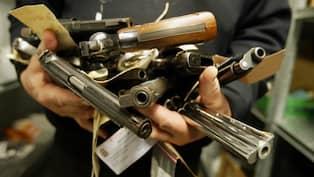 For gott om vapen i sverige