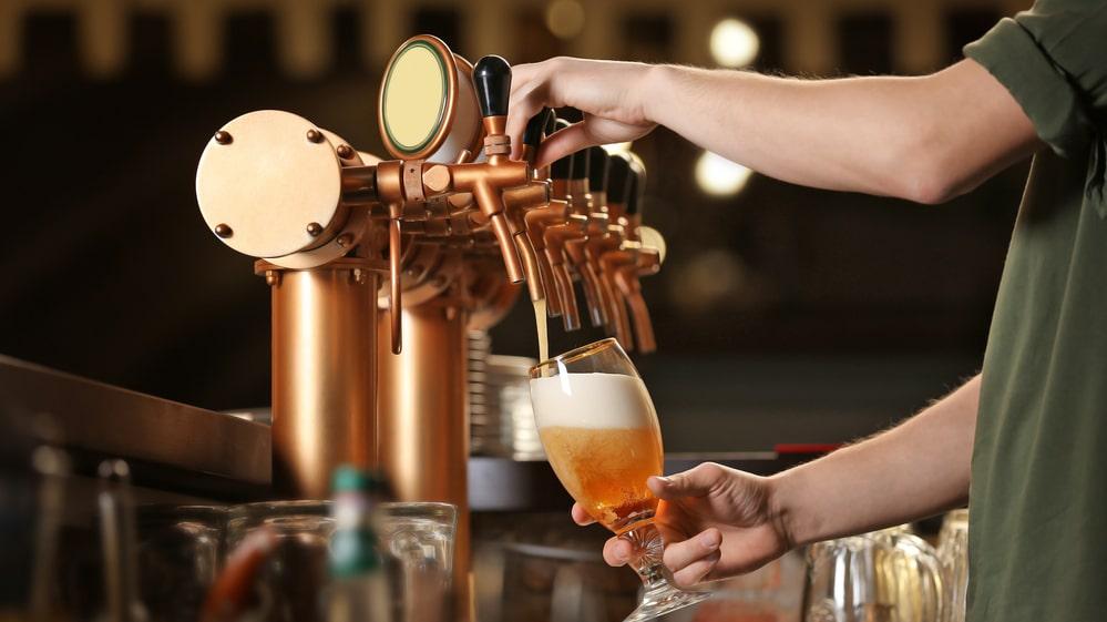 En absolut majoritet av all öl som i dag konsumeras världen över är underjäst.