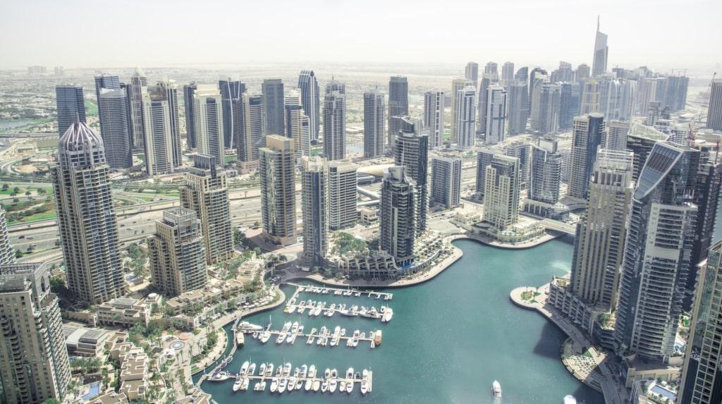 Dubai älskar att vara störst på det mesta.