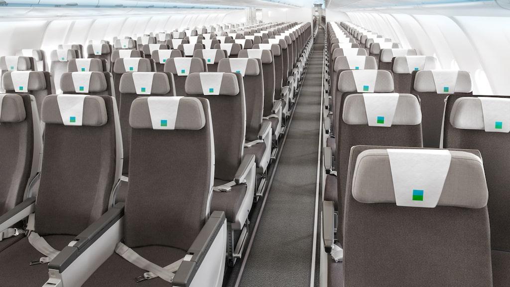 Level flyger bland annat nya Airbus A330-200-plan från Barcelona till Los Angeles och San Francisco.
