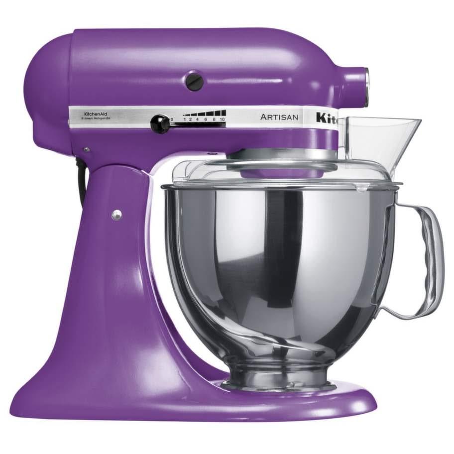 Fin i köket. Bakmaskin från Kitchenaid i färgen violette, 4 980 kronor, Bagaren och kocken.